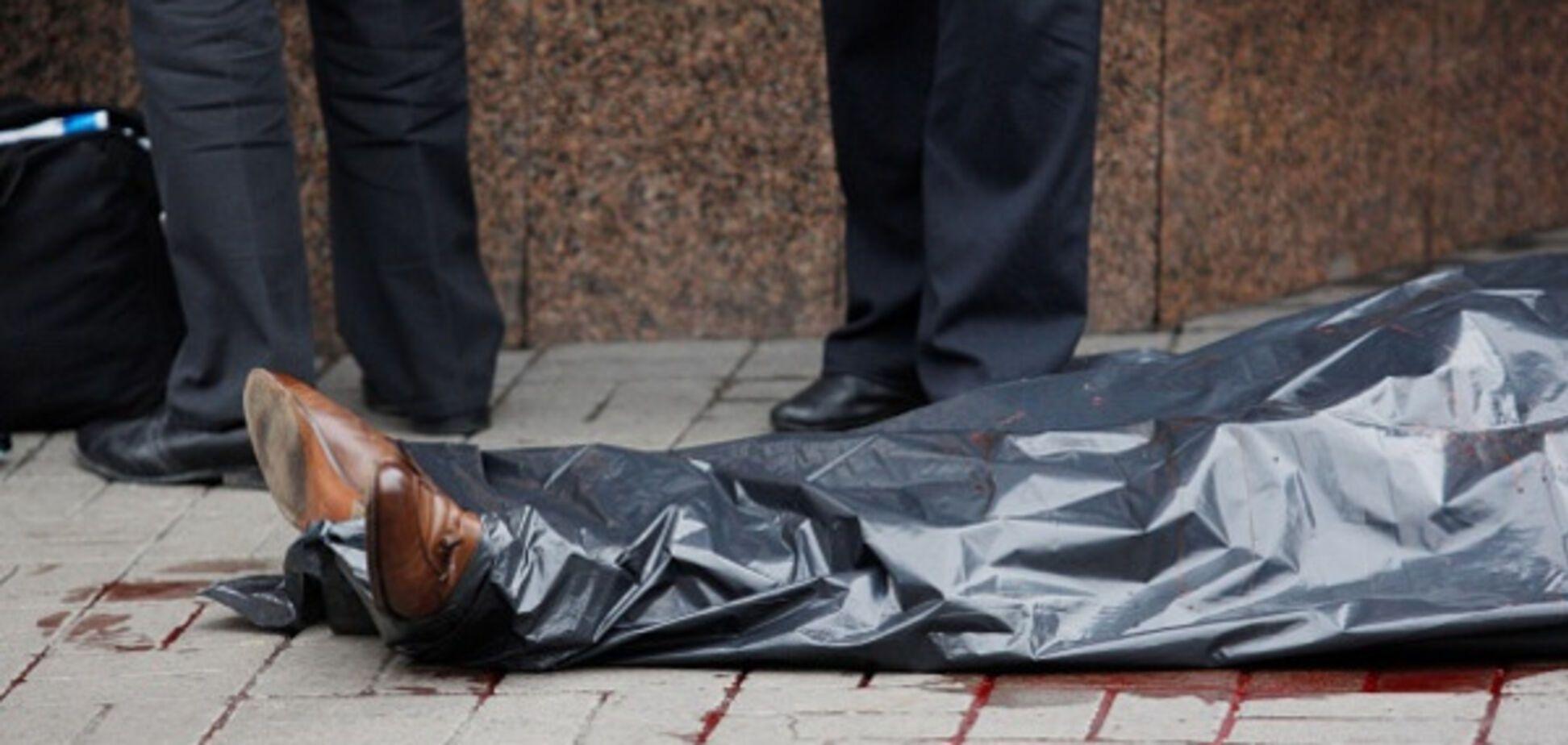 Вороненков убитий