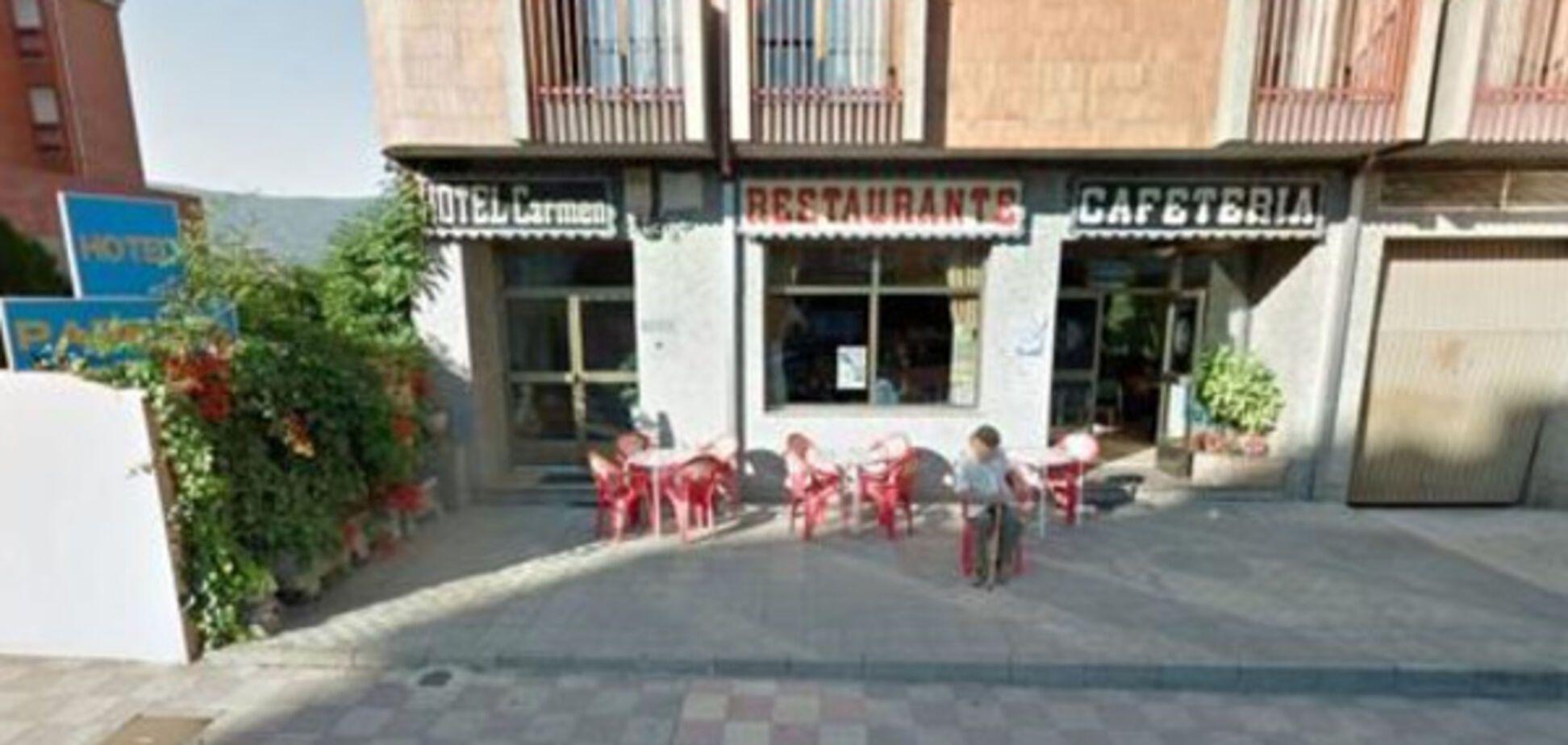 ресторан El Carmen, Бамбіра, Іспанія