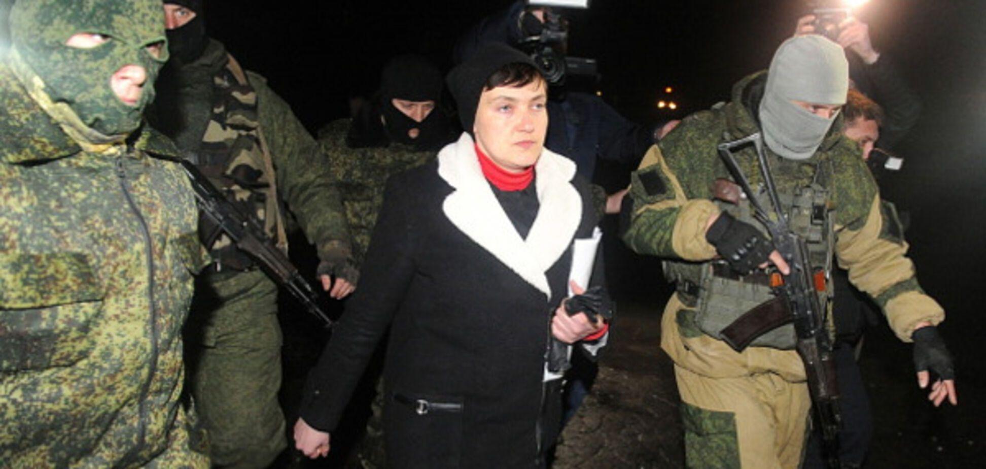 Савченко в ДНР