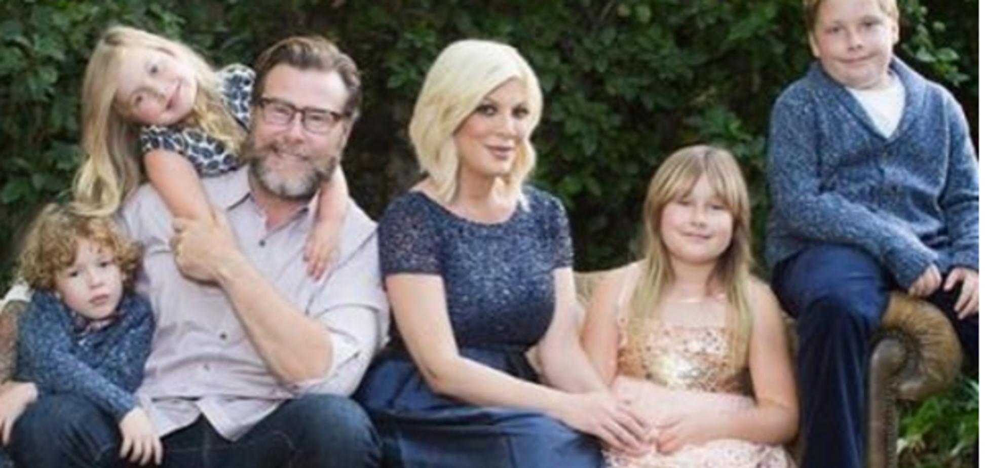 Известная голливудская актриса родила пятого ребенка