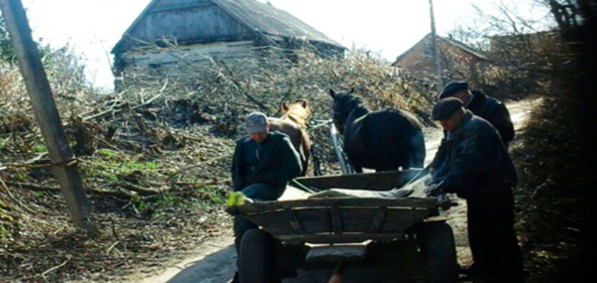 ЧП в Житомирской области