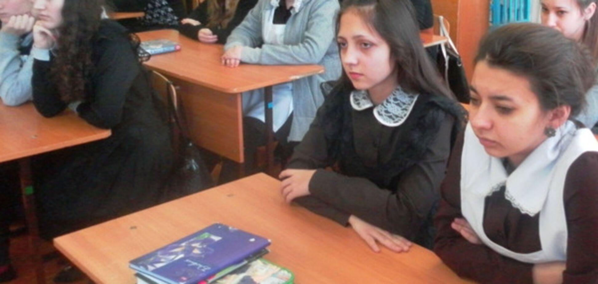 Діти в Росії
