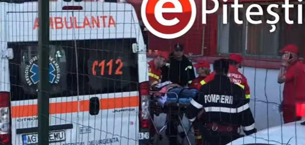 В Румынии произошло серьезное ДТП