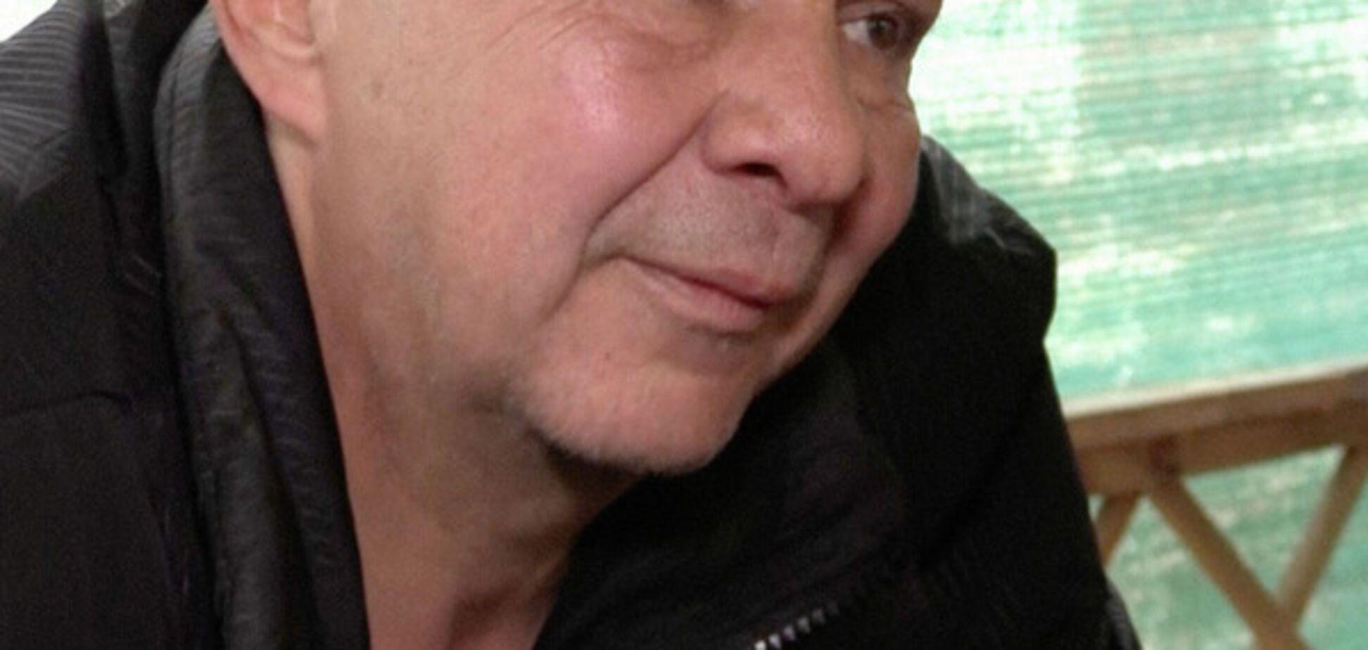 Батько Павла Паршова