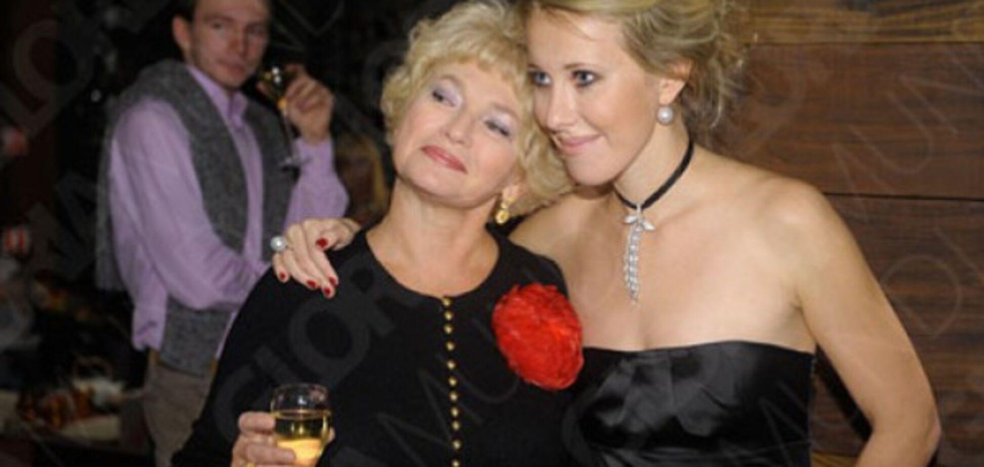 'Платон – это счастье': мама Ксении Собчак рассказала об эмоциях, которые у нее вызывает внук
