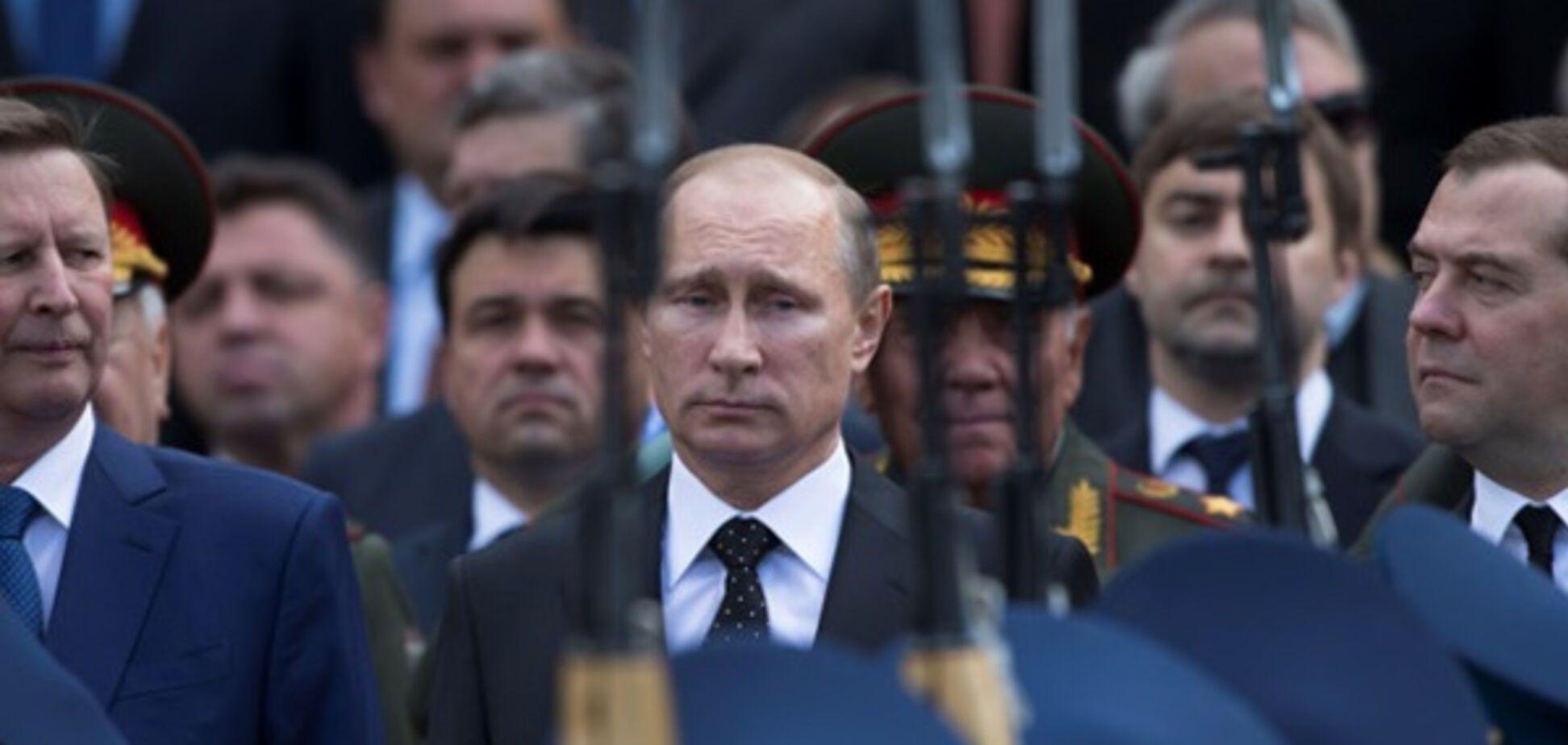 Уход Путина