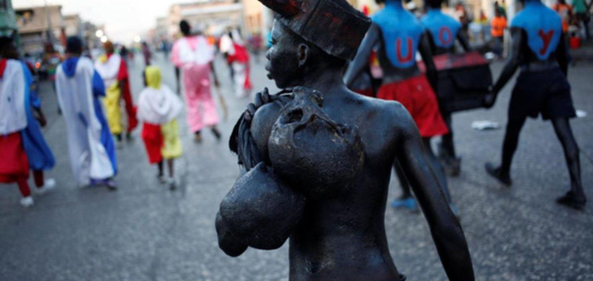 Карнавал на Гаїті
