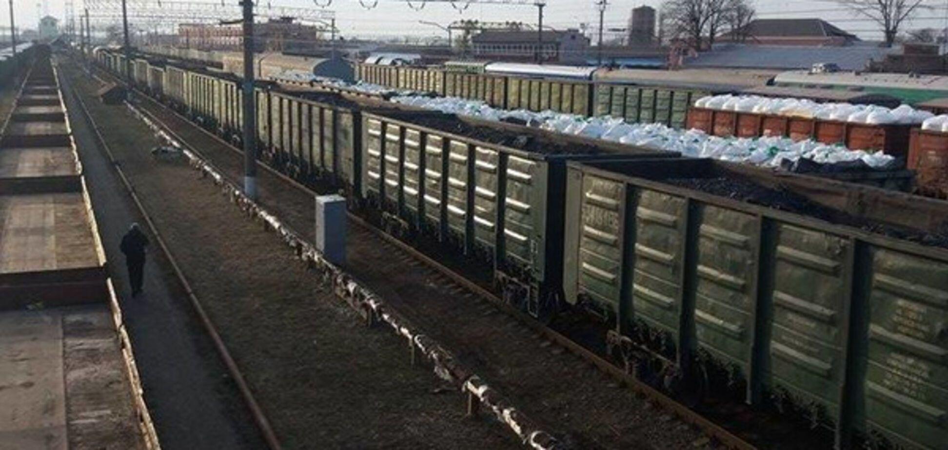 Украинская блокада поездов из России разозлила путинцев