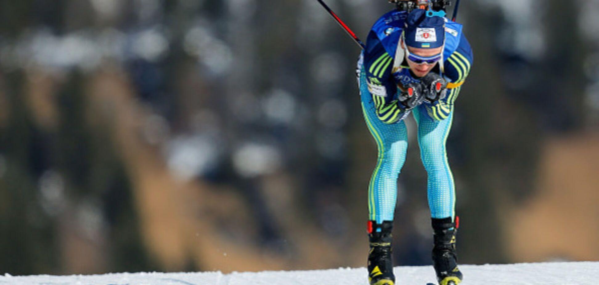 Україна дала бій лідерам у заключній естафеті Кубка світу з біатлону
