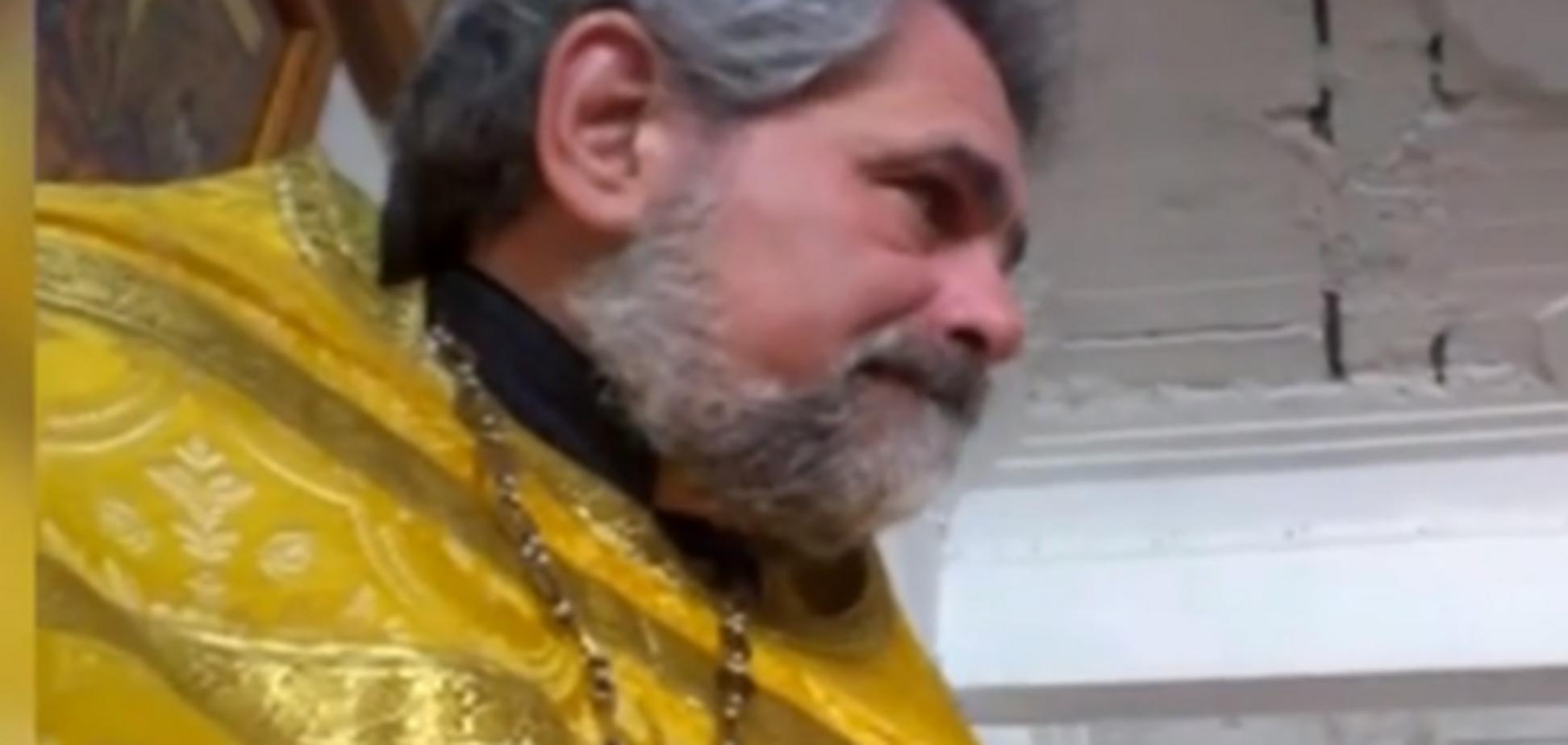 Любит девушек, секс-игрушки и кнуты: украинский священник-извращенец оказался в центре скандала. Видеофакт