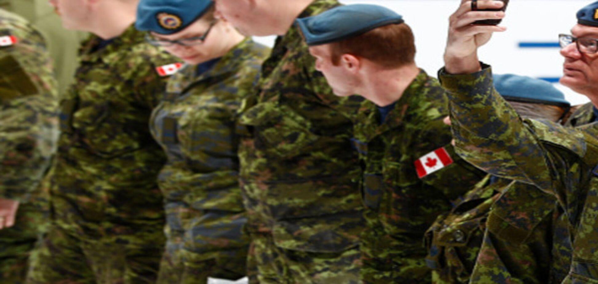 канадські військові
