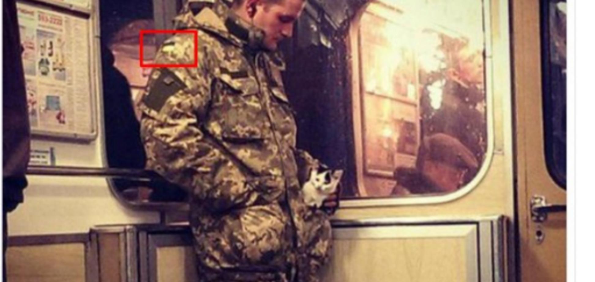 солдат ЗСУ