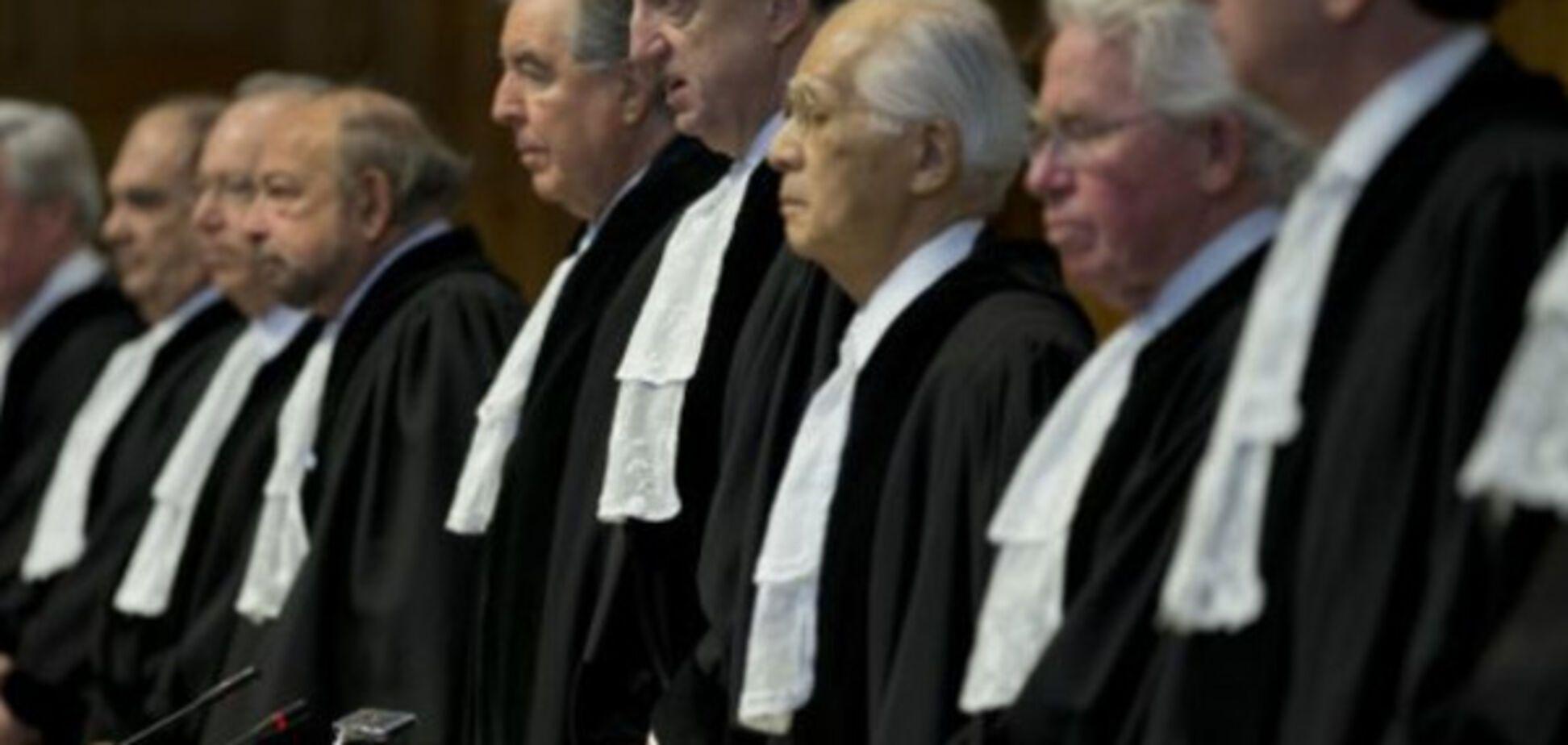 Суд над Россией