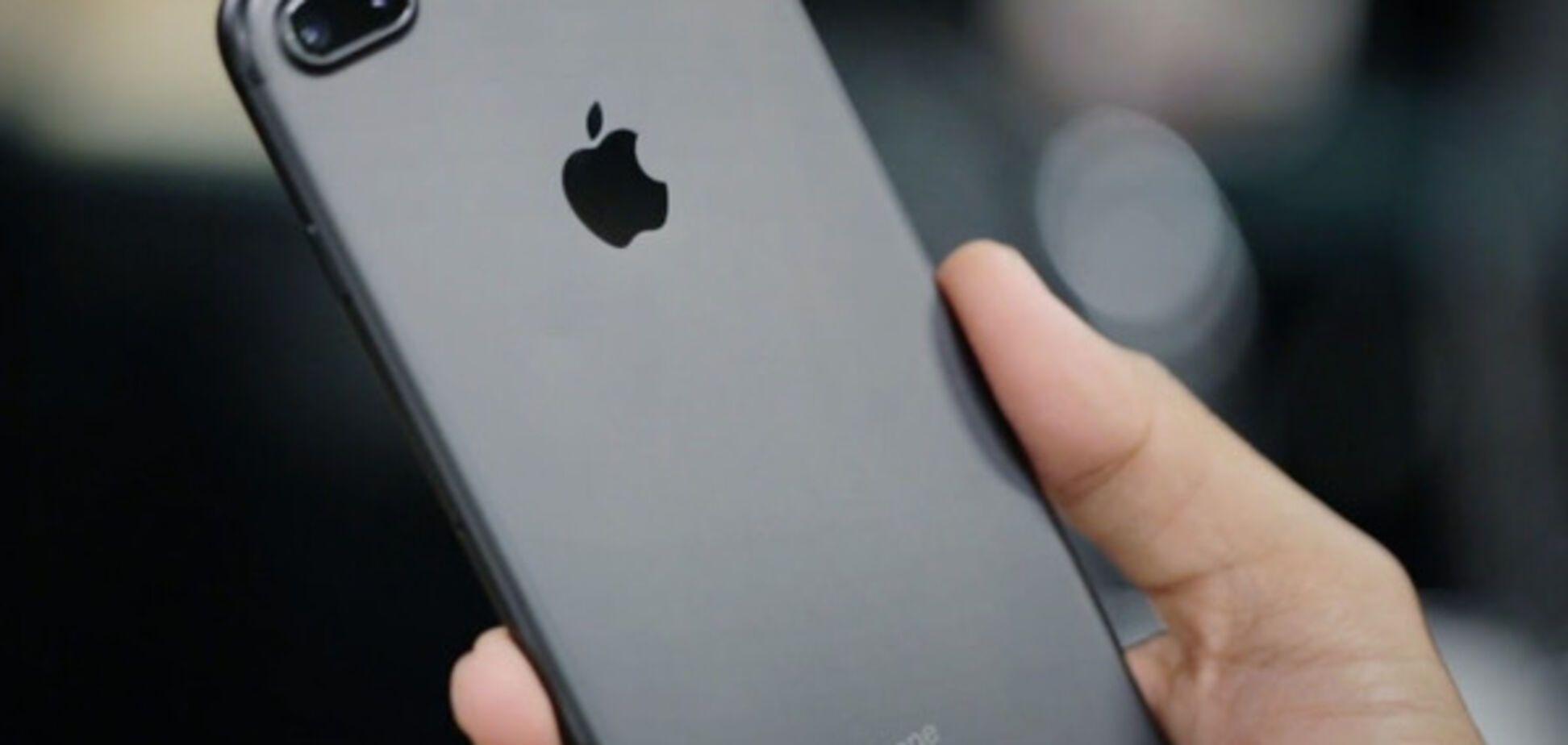 Образцовая порядочность: в области утерянный iPhone 7+ вернули хозяину
