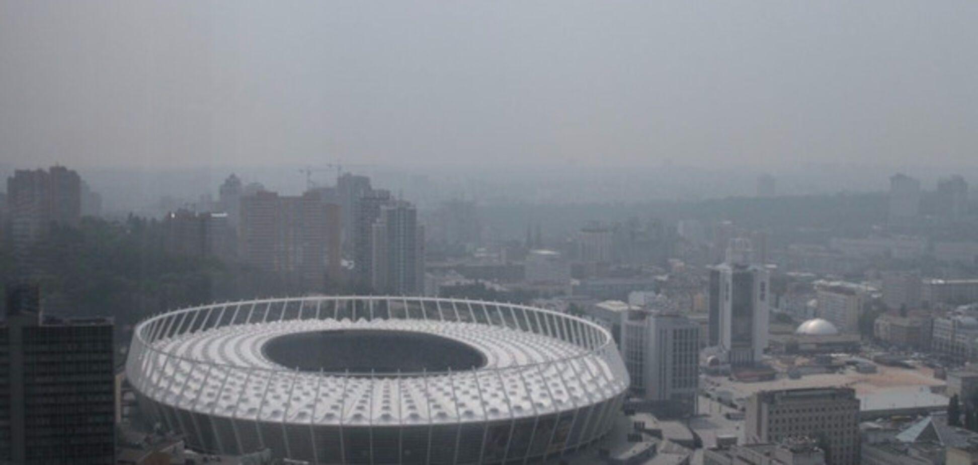 'Маски не допоможуть': еколог пояснив смог у Києві й чим це загрожує
