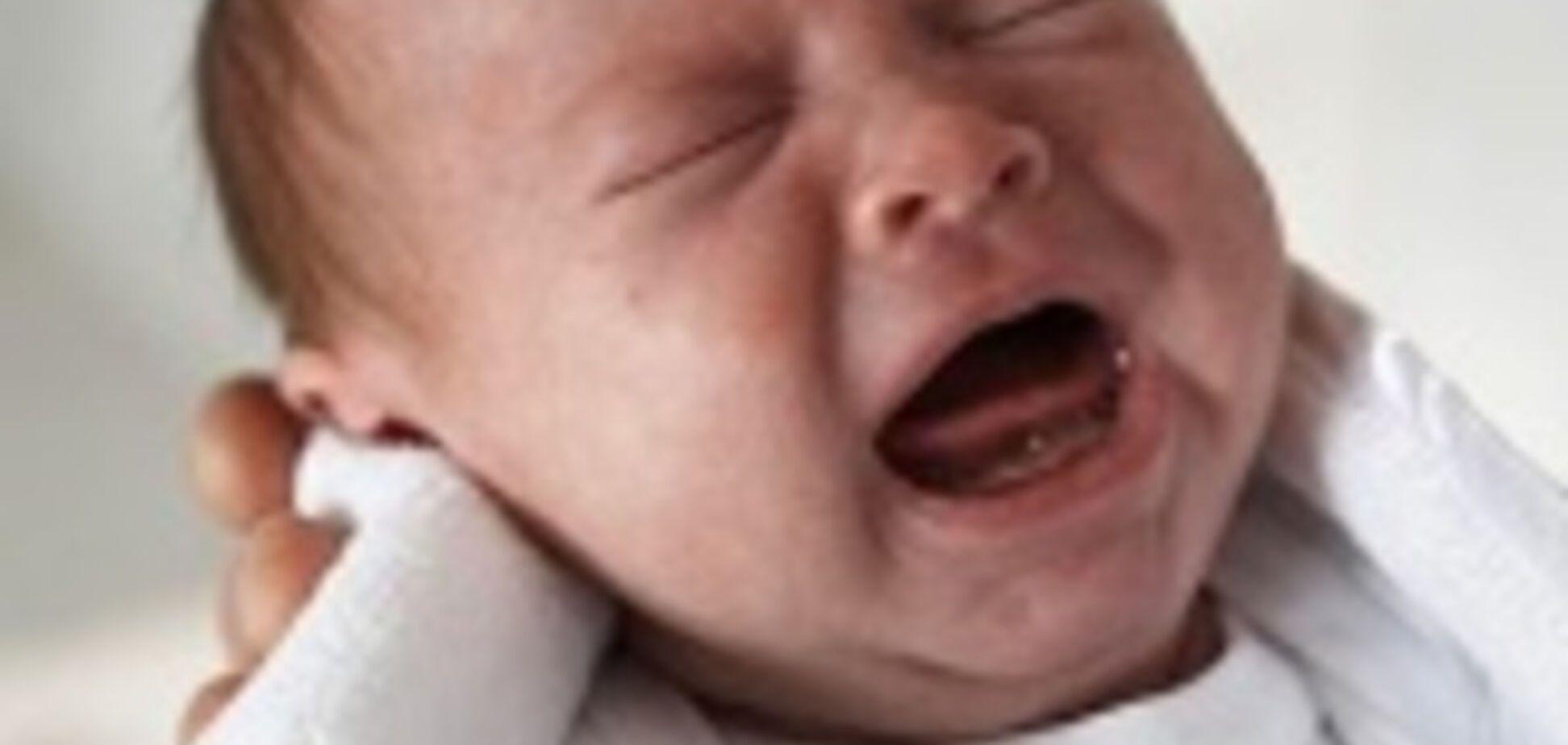 Не успев появиться на свет, запорожский младенец познал всю жестокость мира