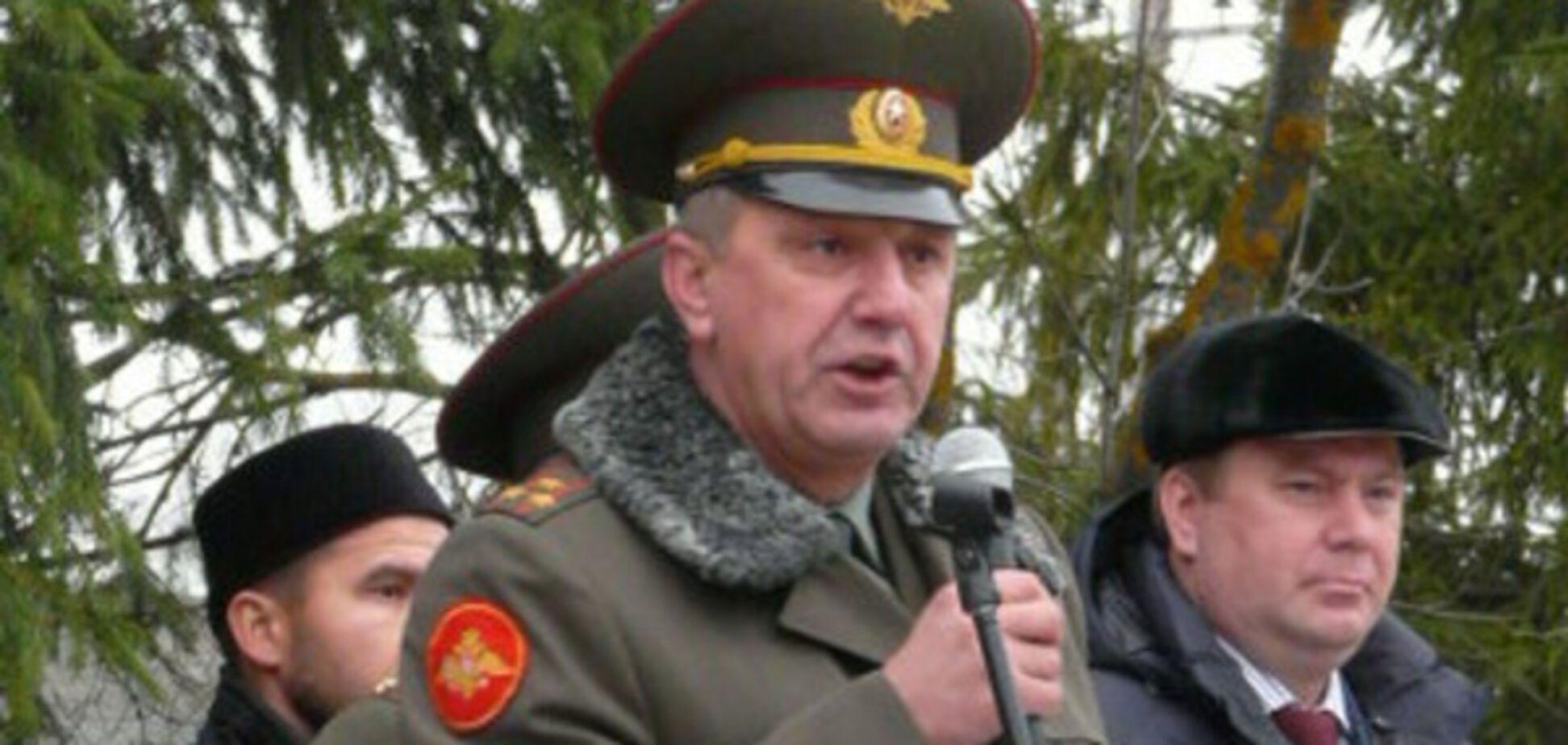 Полковник РФ Анатолий Синельников