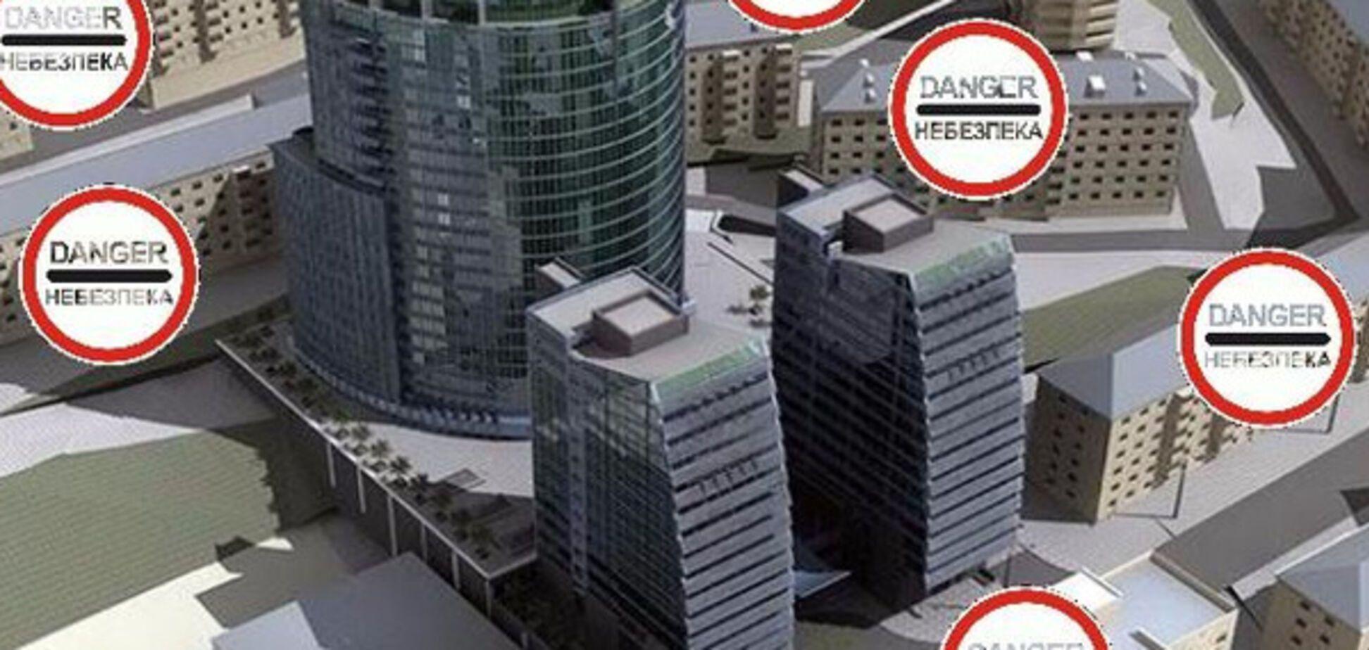 Продолжение расследования: скандальную стройку на Мечникова арестовали