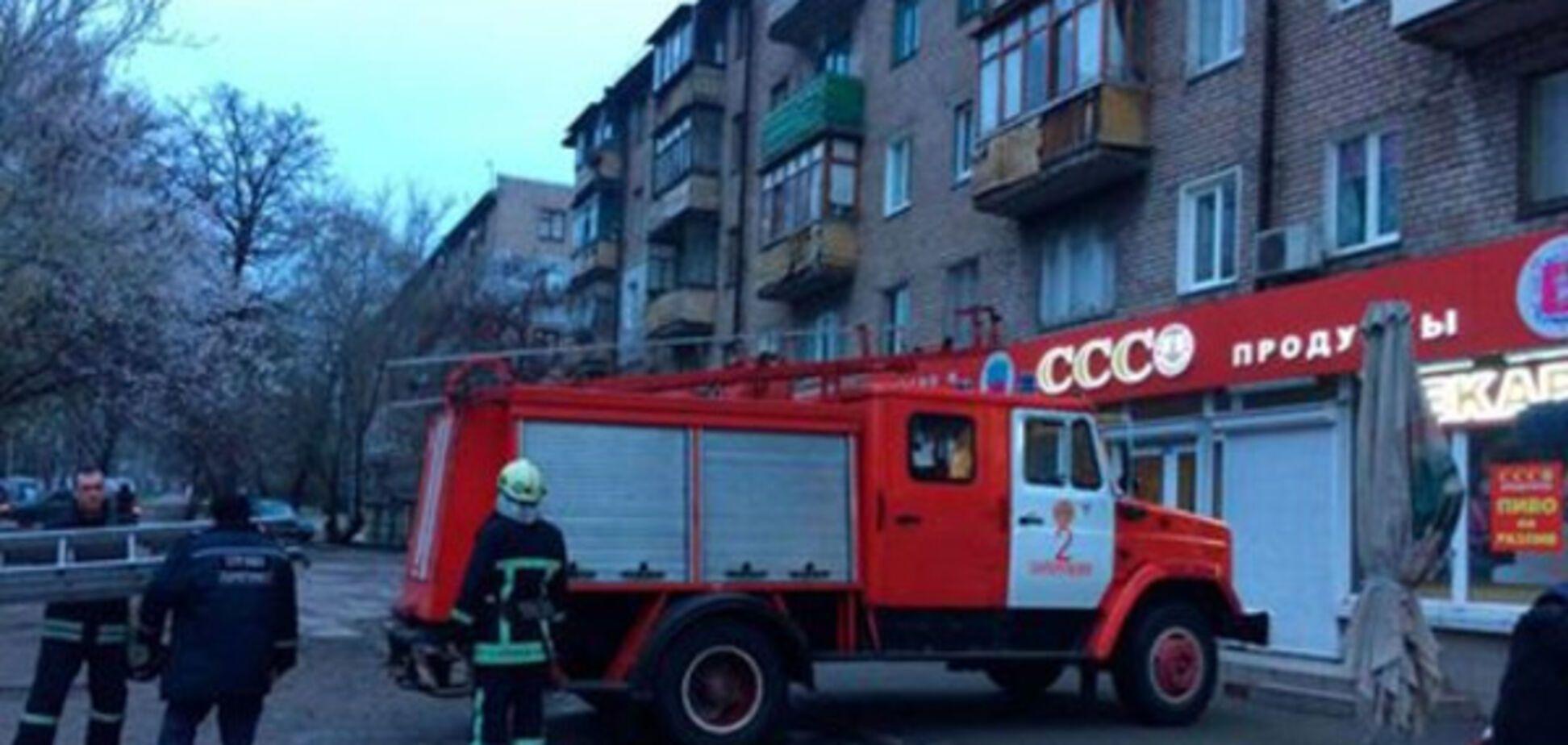 Слаженная работа: пожилую женщину от смерти спасли защитники города (ФОТО)