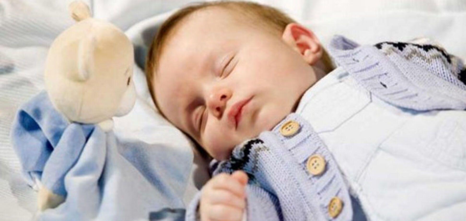 Создана кроватка, в которой малыш уснет за считанные минуты