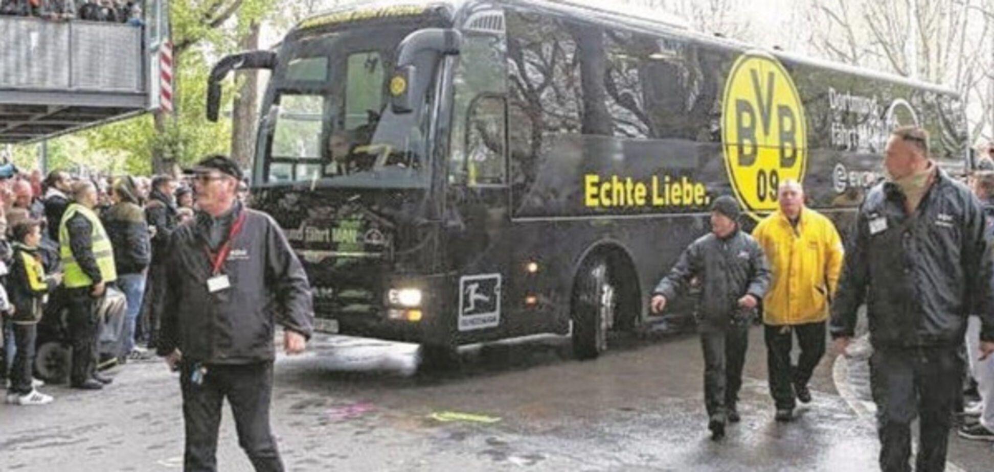 автобус Боруссії