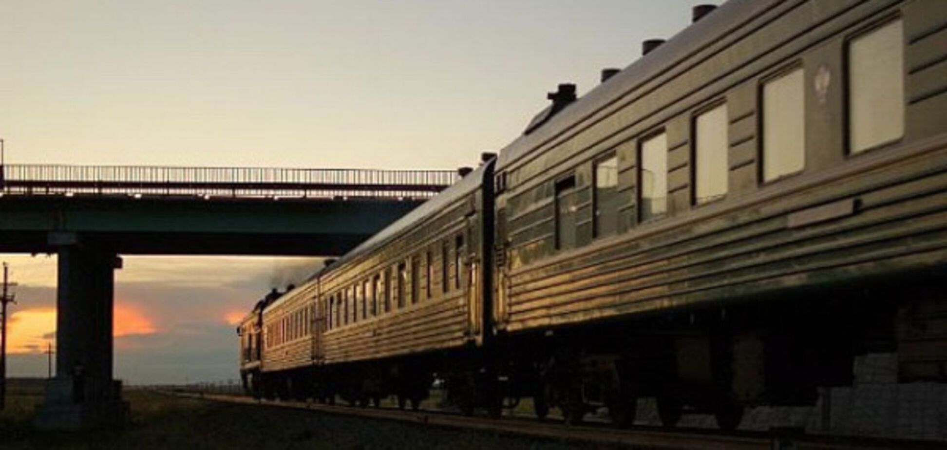 В области поездом отрезало ногу работнику железной дороги