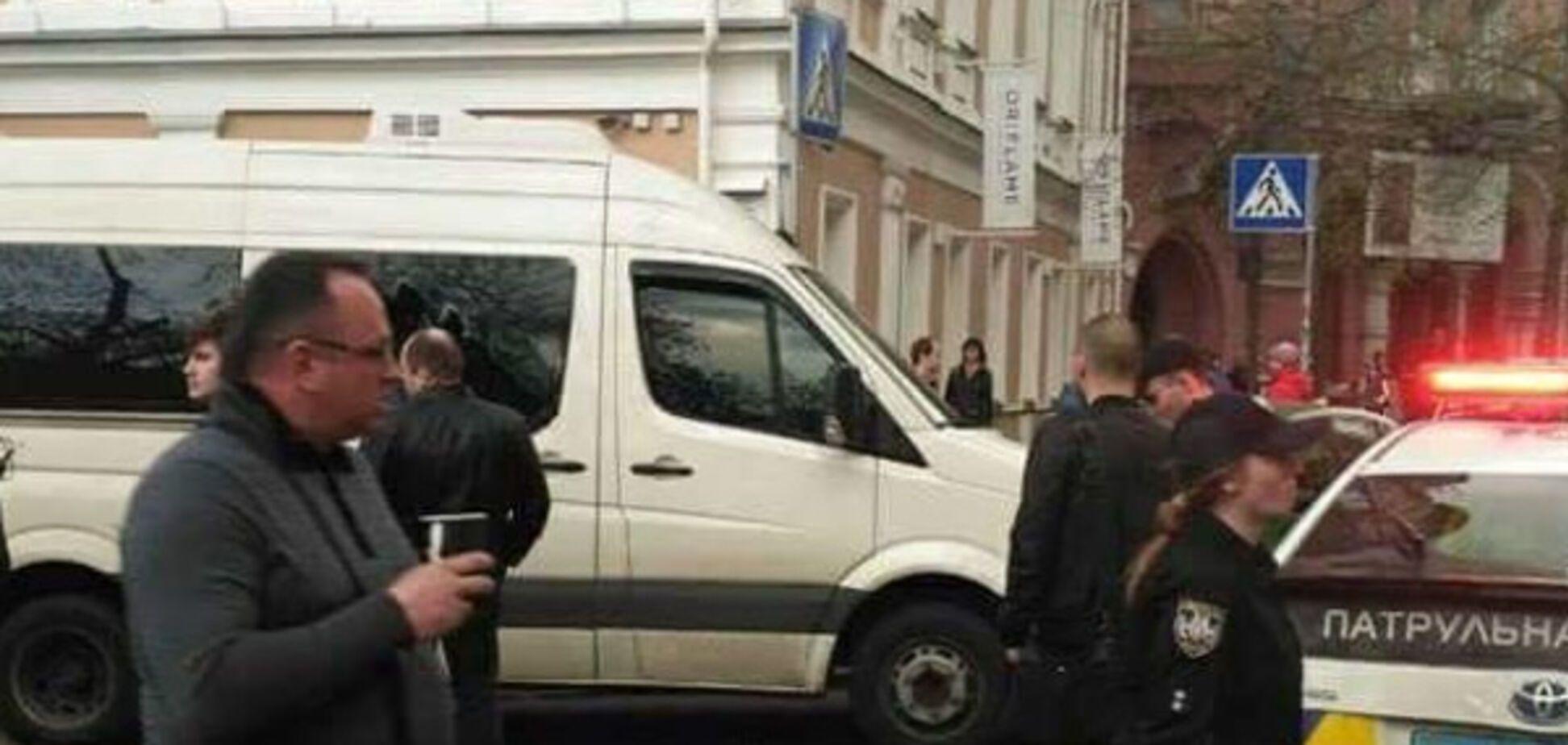 Спецоперация в Киеве