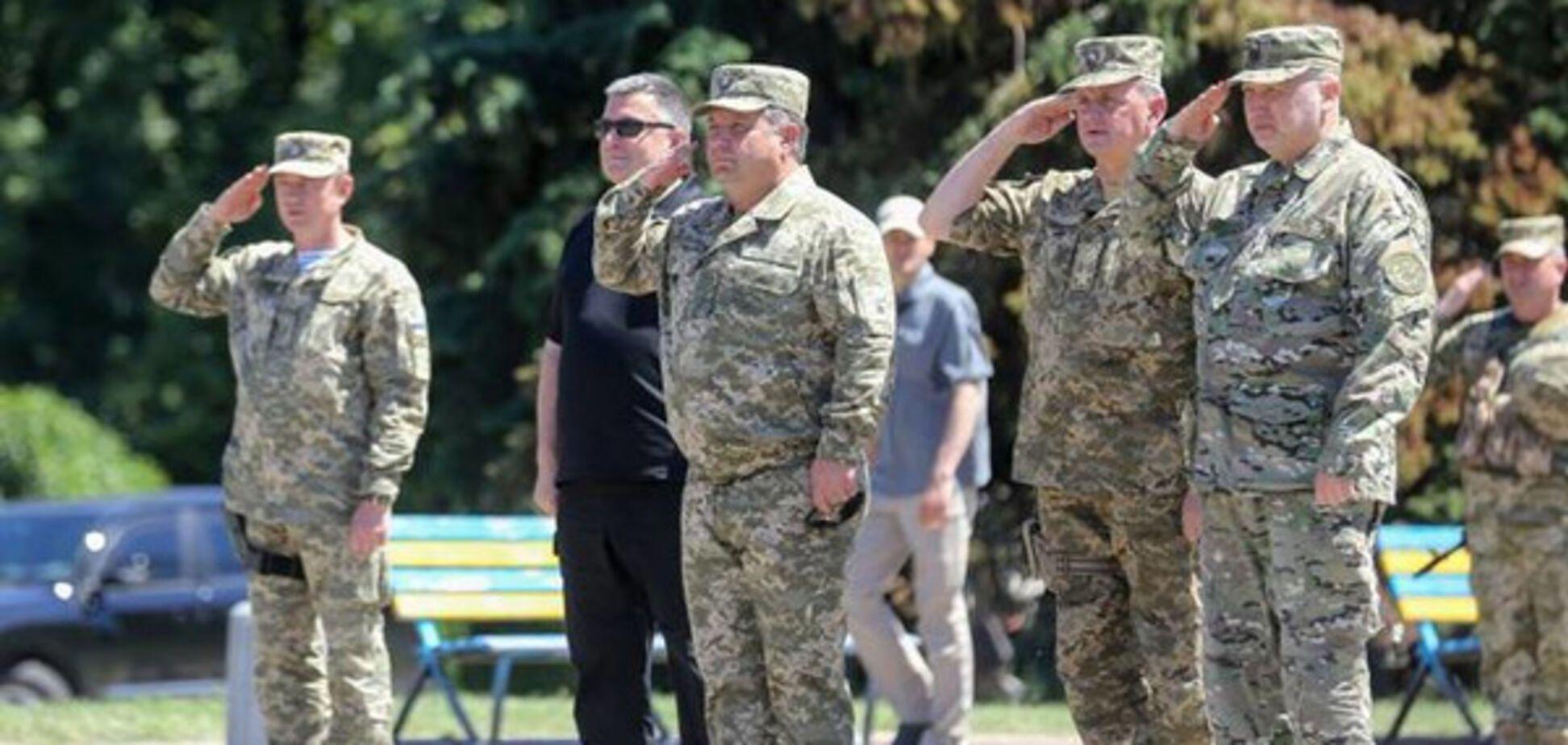 высшее военное руководство