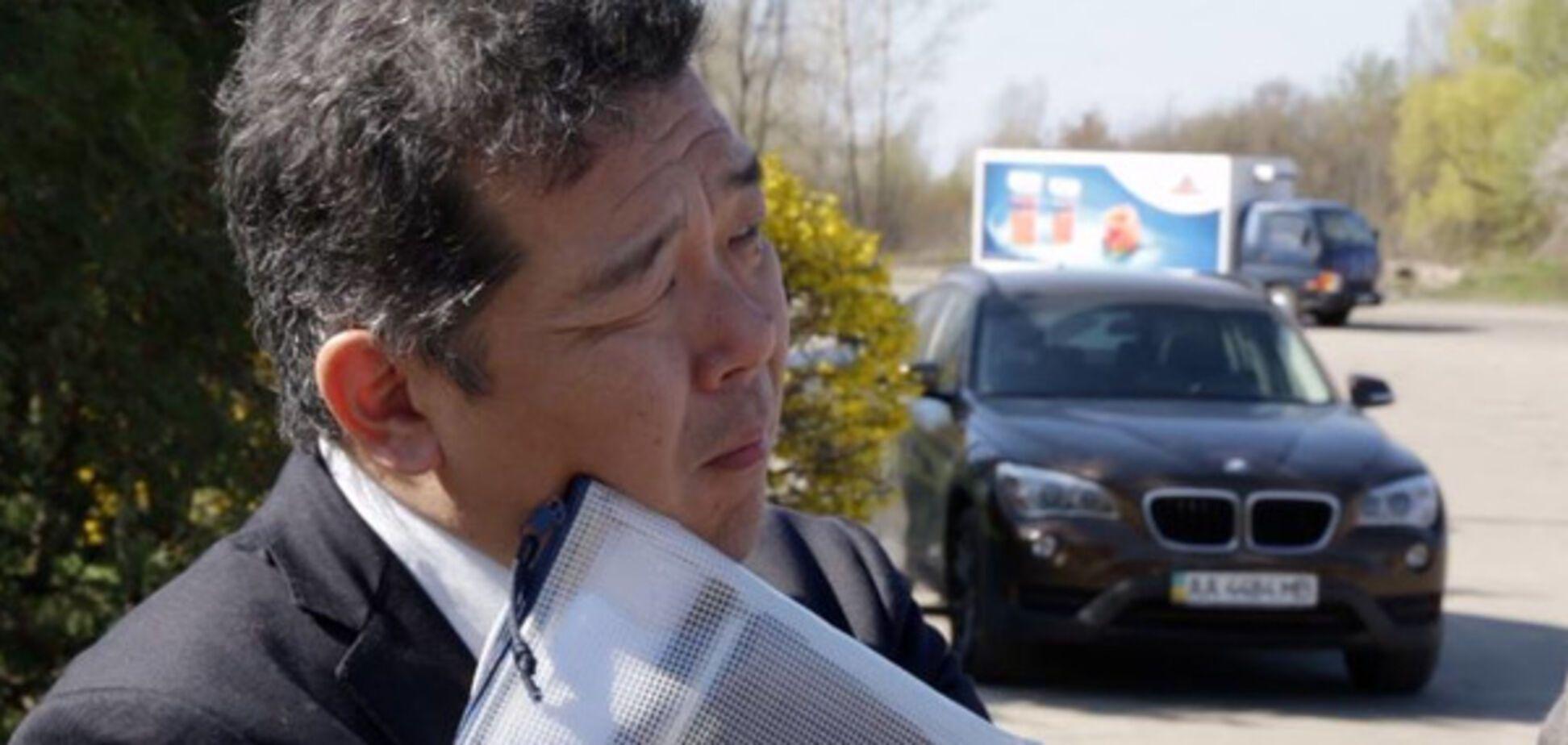 Японским инвесторам наглядно показали, как воруют в Украине: появилось фото