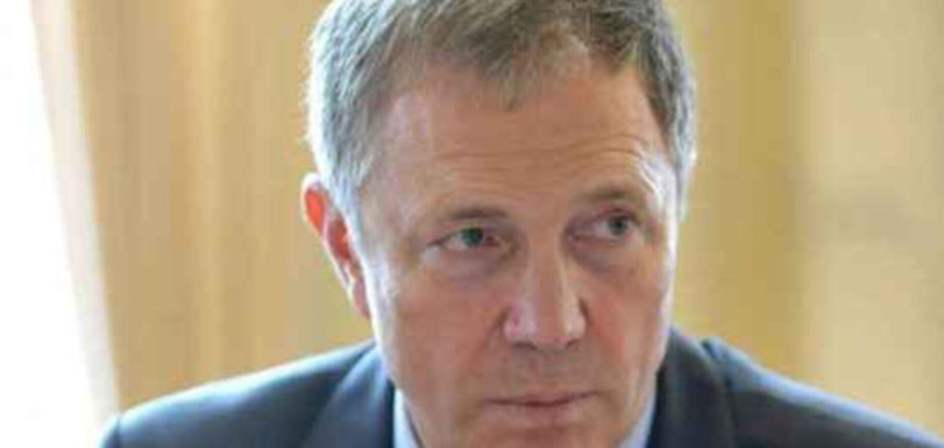 МВД: похититель Сальдо объявлен в розыск