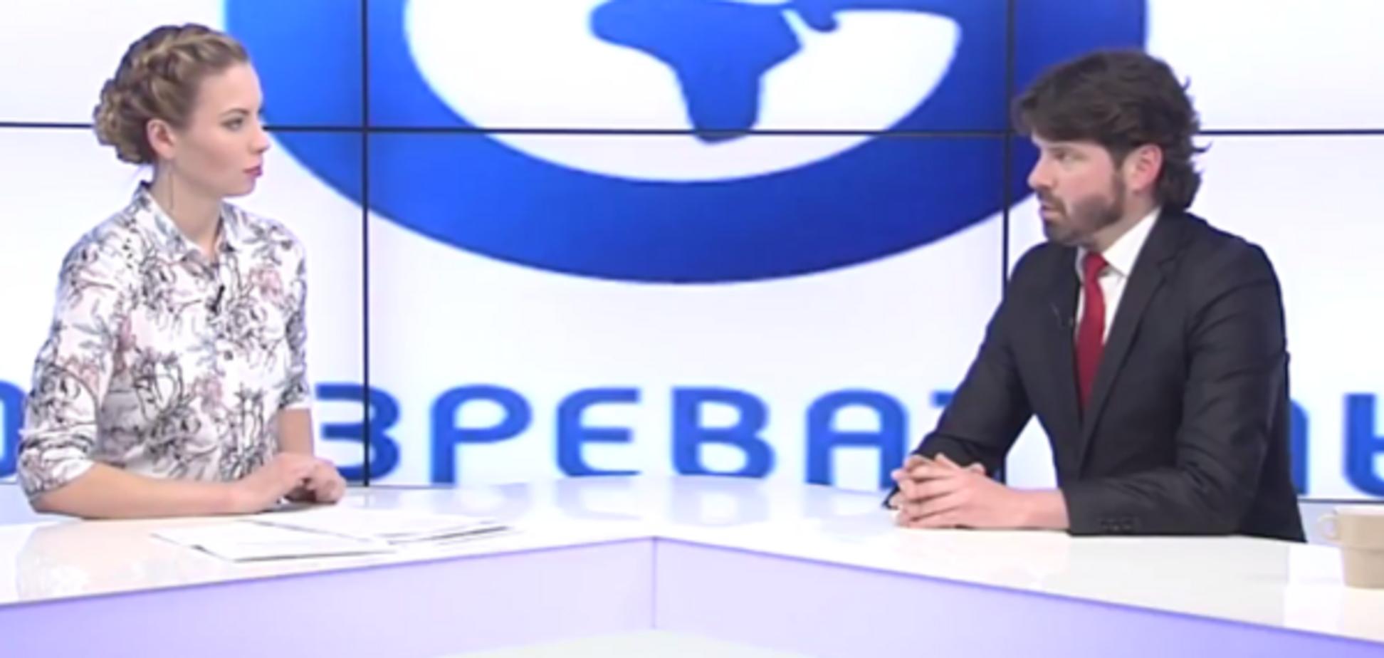 Андрей Новак, Черноморская телерадикомпания