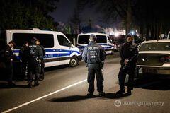 Дортмунд полиция взрыв