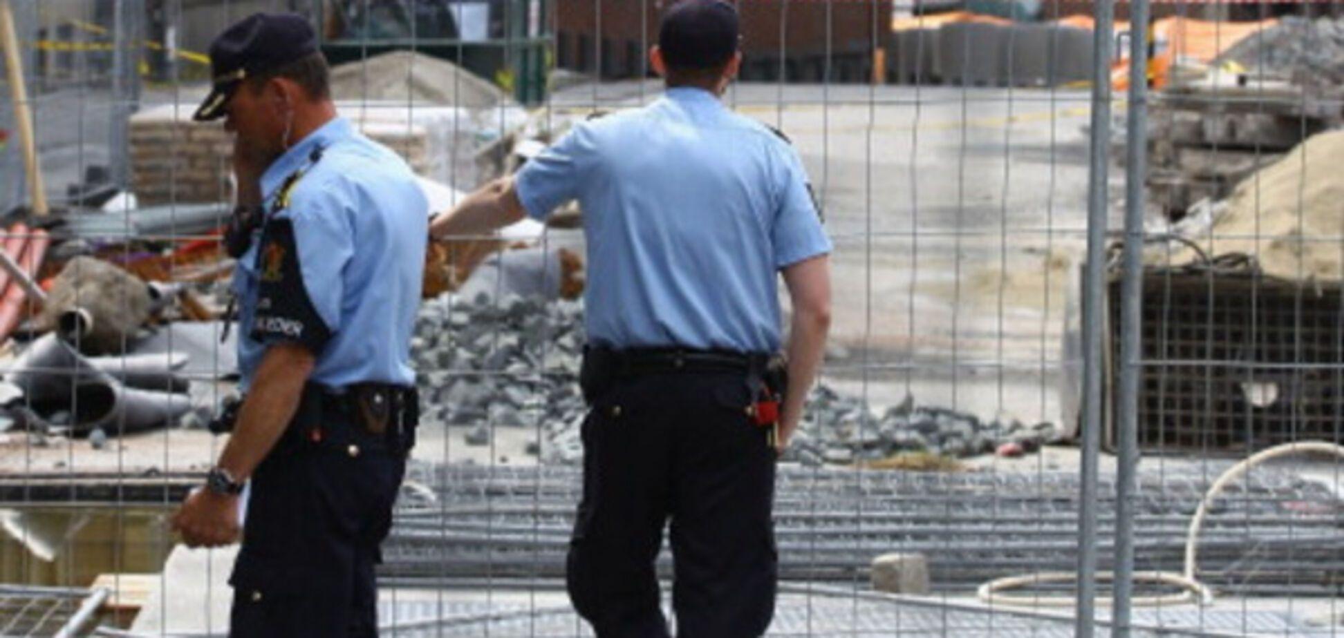 Полиция в Осло