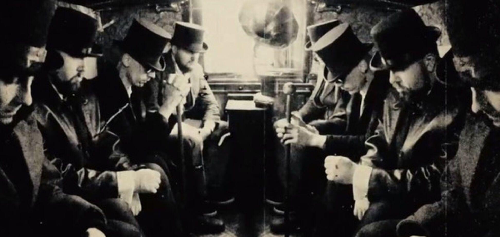 Как выглядел бы клип 'Тает лед' в 19 веке: сети позабавила новая пародия на 'Грибы'