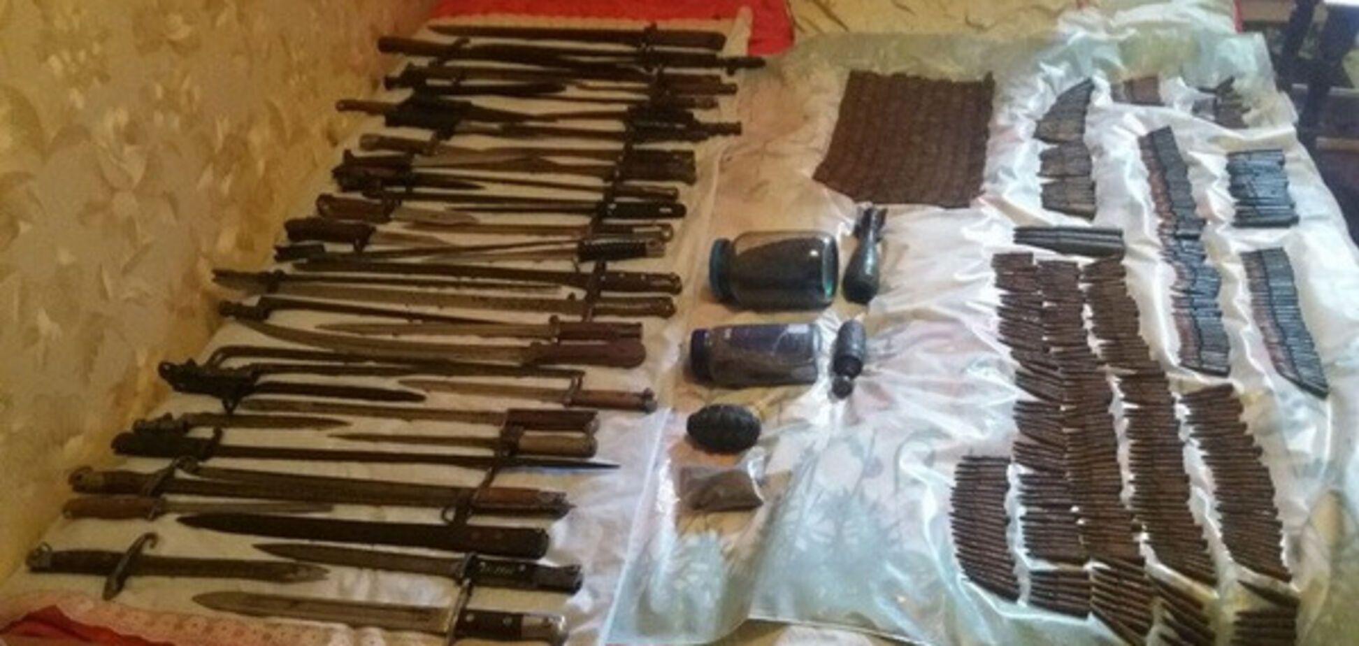 На Чернігівщині затримали торговців боєприпасами
