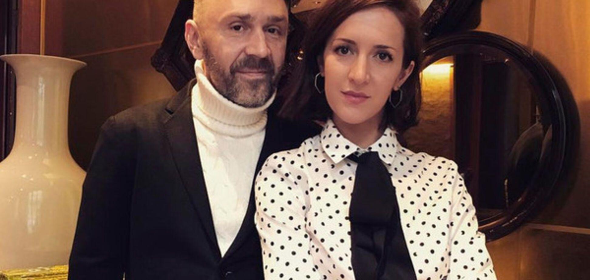 Шнур с женой