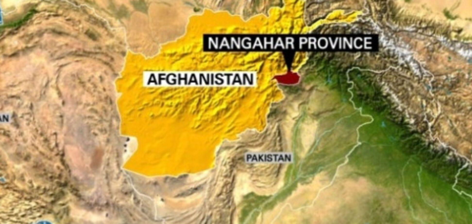 США сбросили бомбу на ИГИЛ в Афганистане