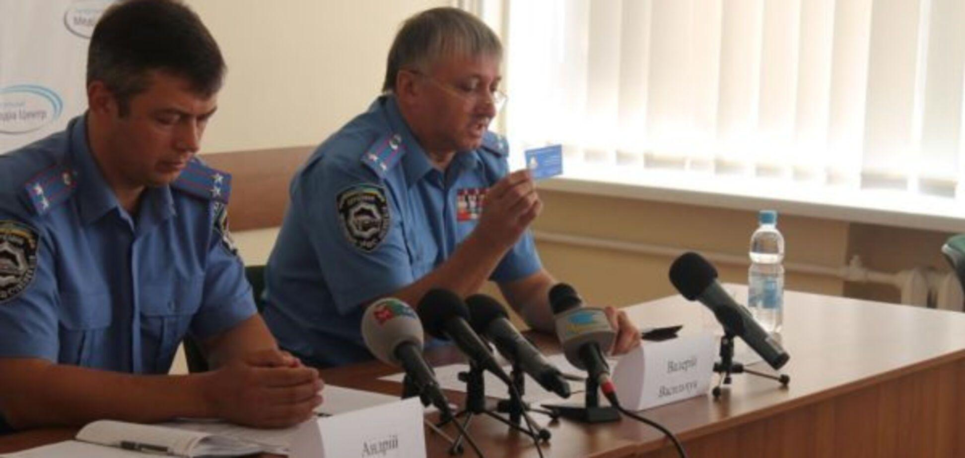 Офицер полиции из Запорожья увиливал от ответственности за ДТП