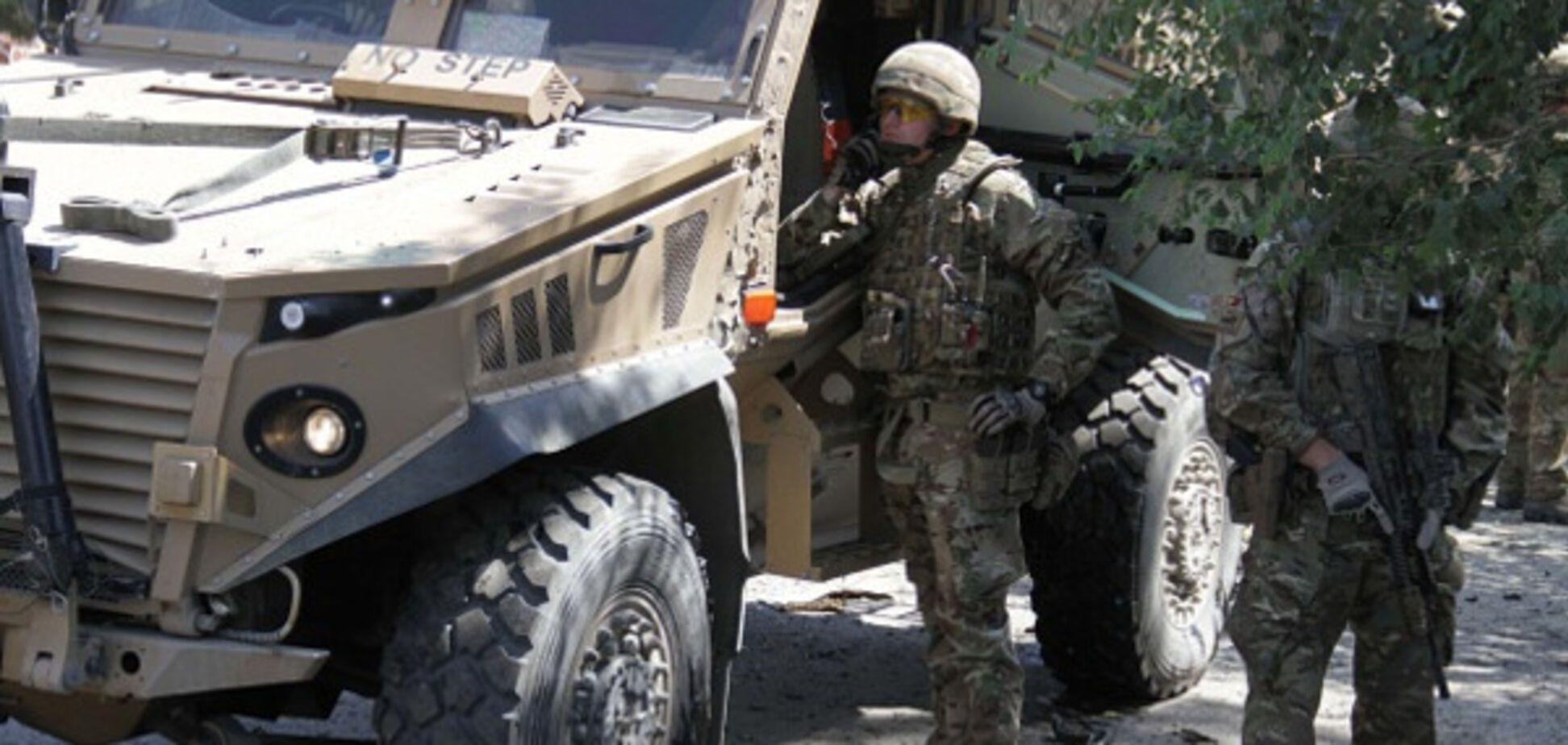 Американские солдаты, Афганистан