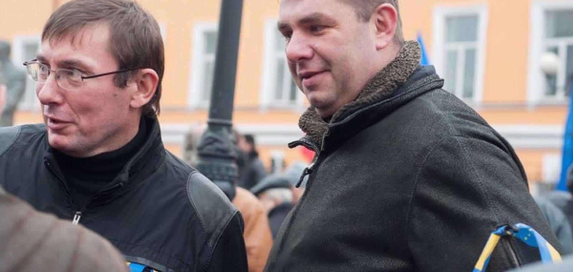 Луценко и Третьяков