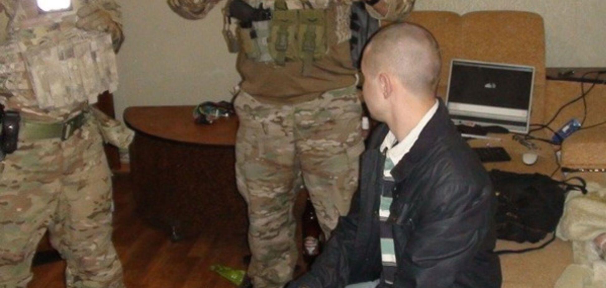 Заезжая группа наркобаронов пыталась оборудовать лабораторию в центре Запорожья (ВИДЕО, ФОТО)