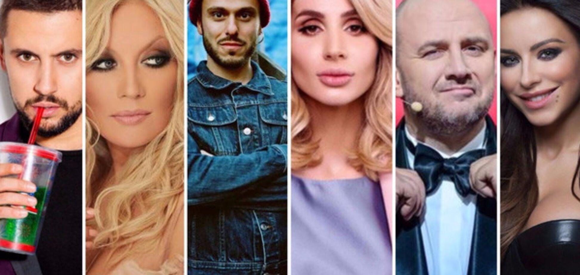 Топ скандалов украинских звезд из-за России