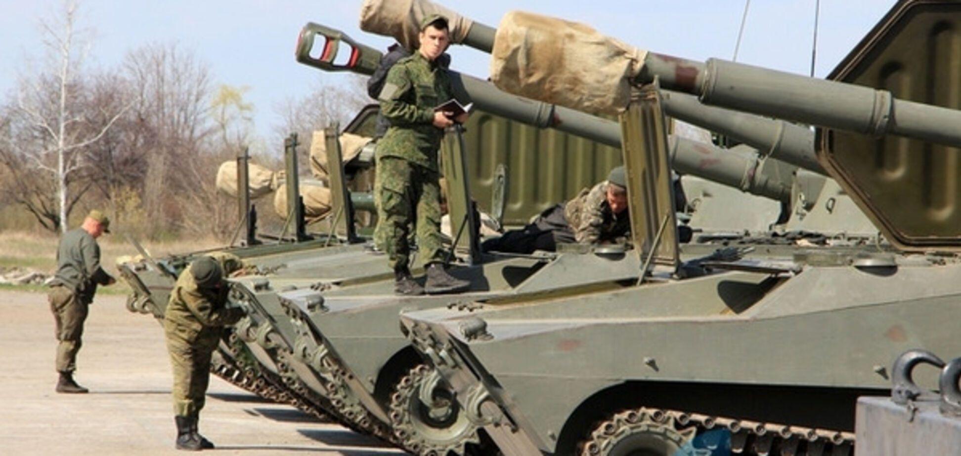 Военная техника \'ЛНР\'