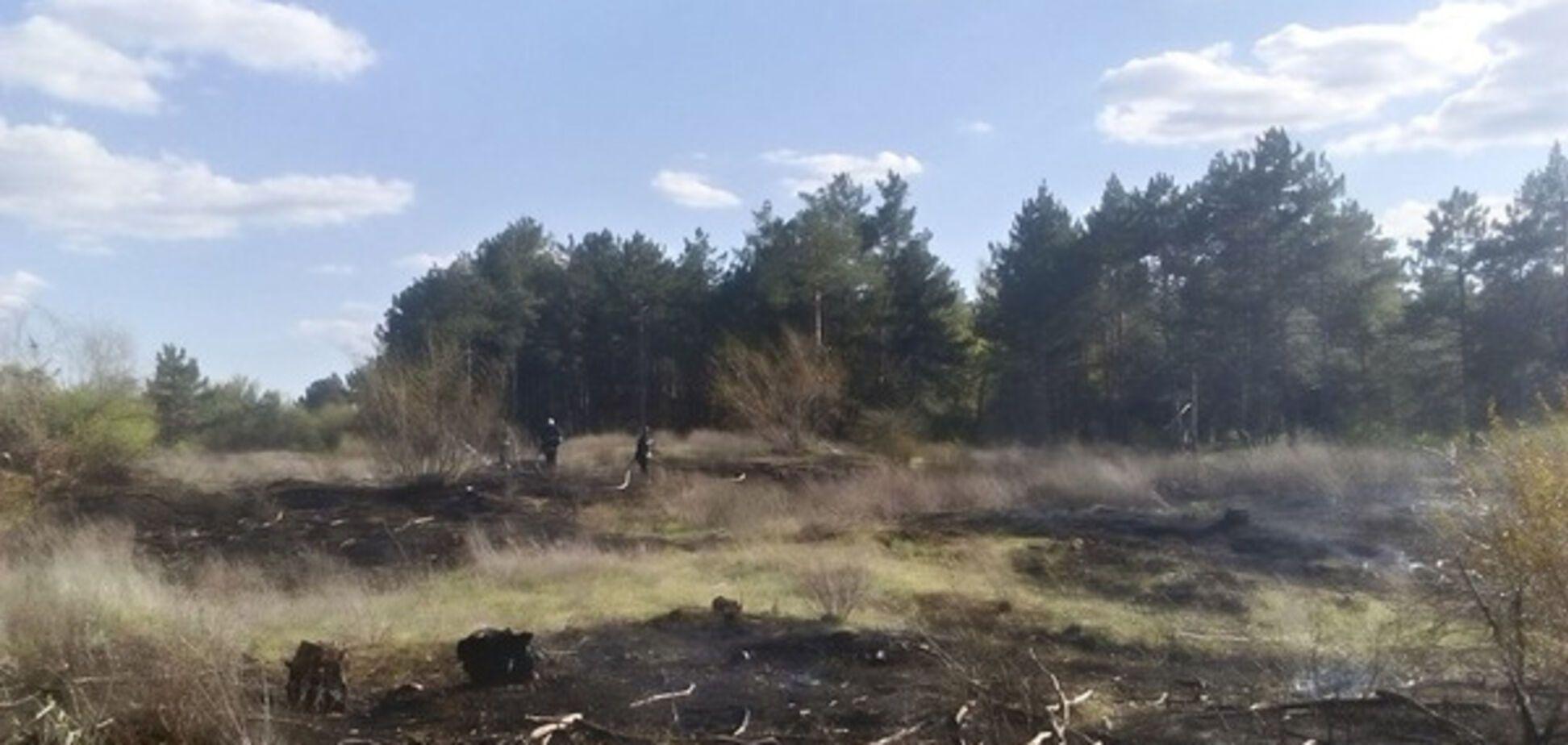 За сутки в Запорожье произошло 8 пожаров