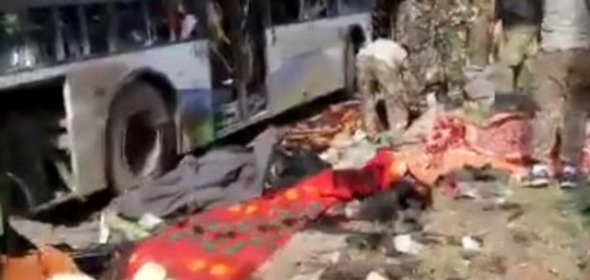 Теракт в Алеппо