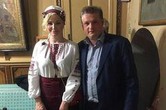 Мария Максакова и Юрий Дорошенко