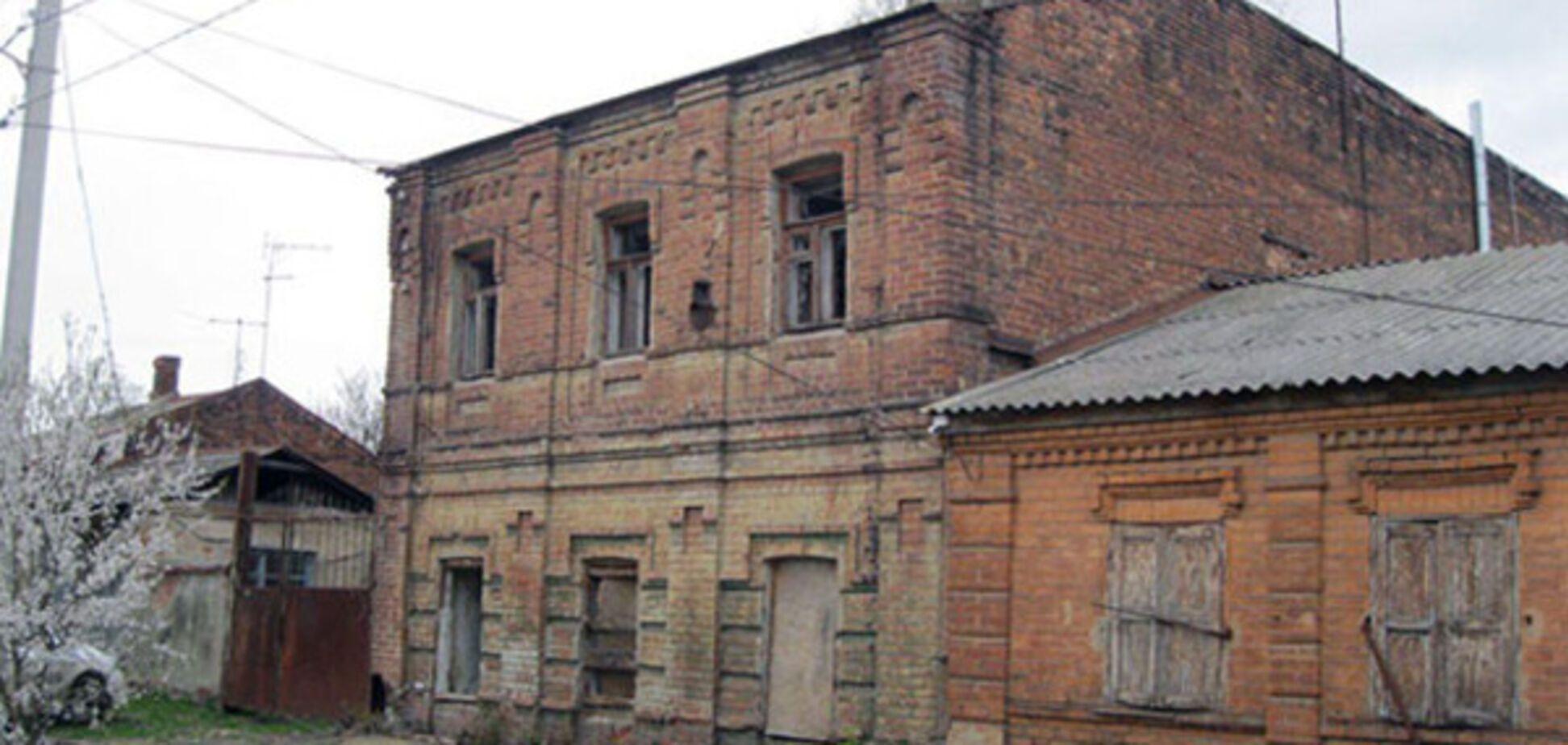 Взрывчатка в Харькове