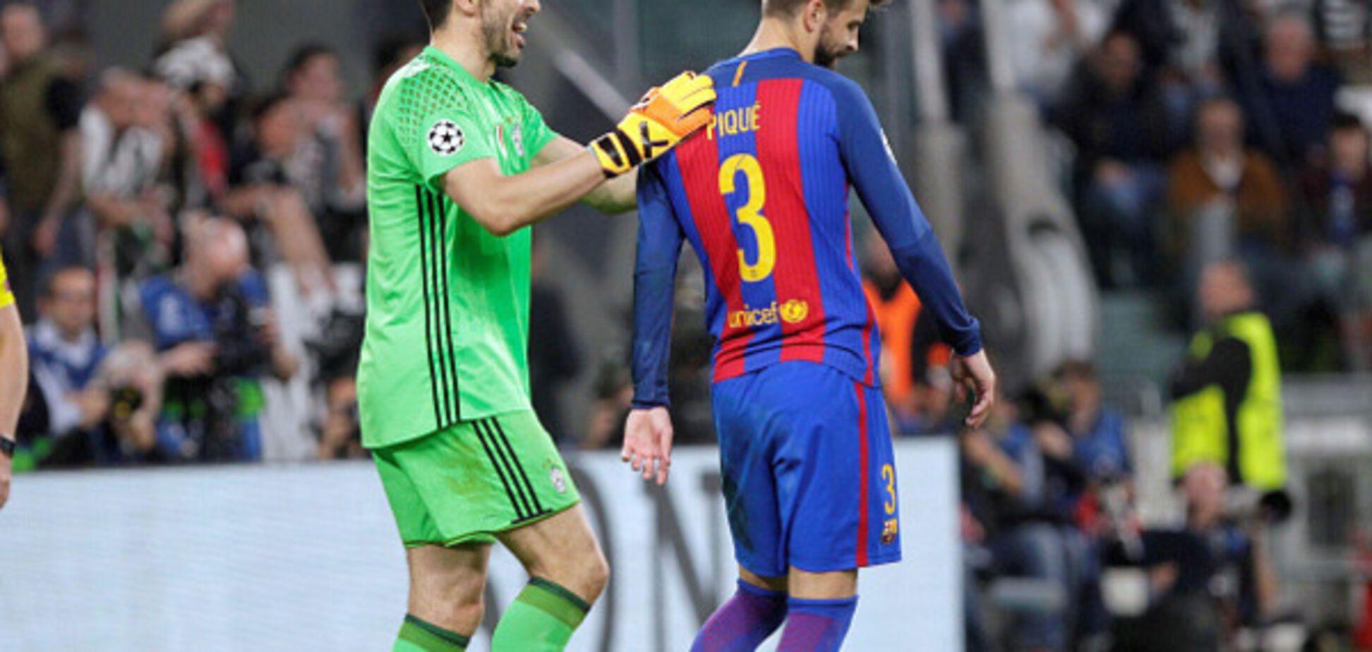 Барселона Ювентус