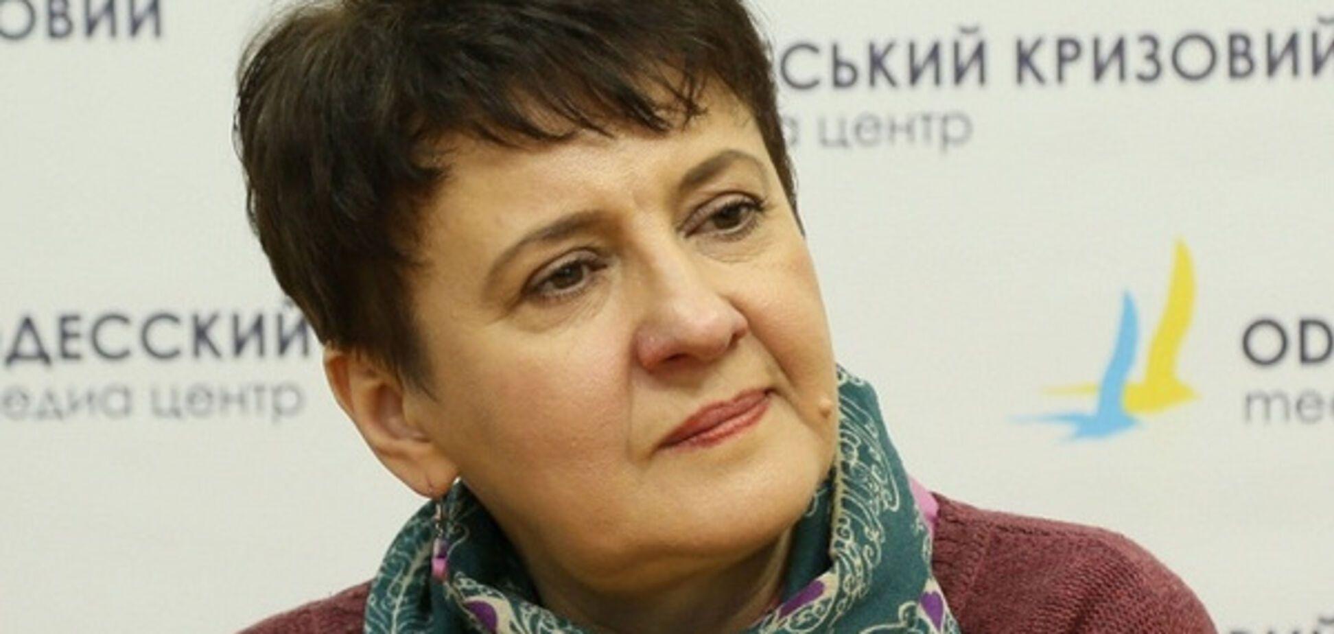 Оксана Забужкко