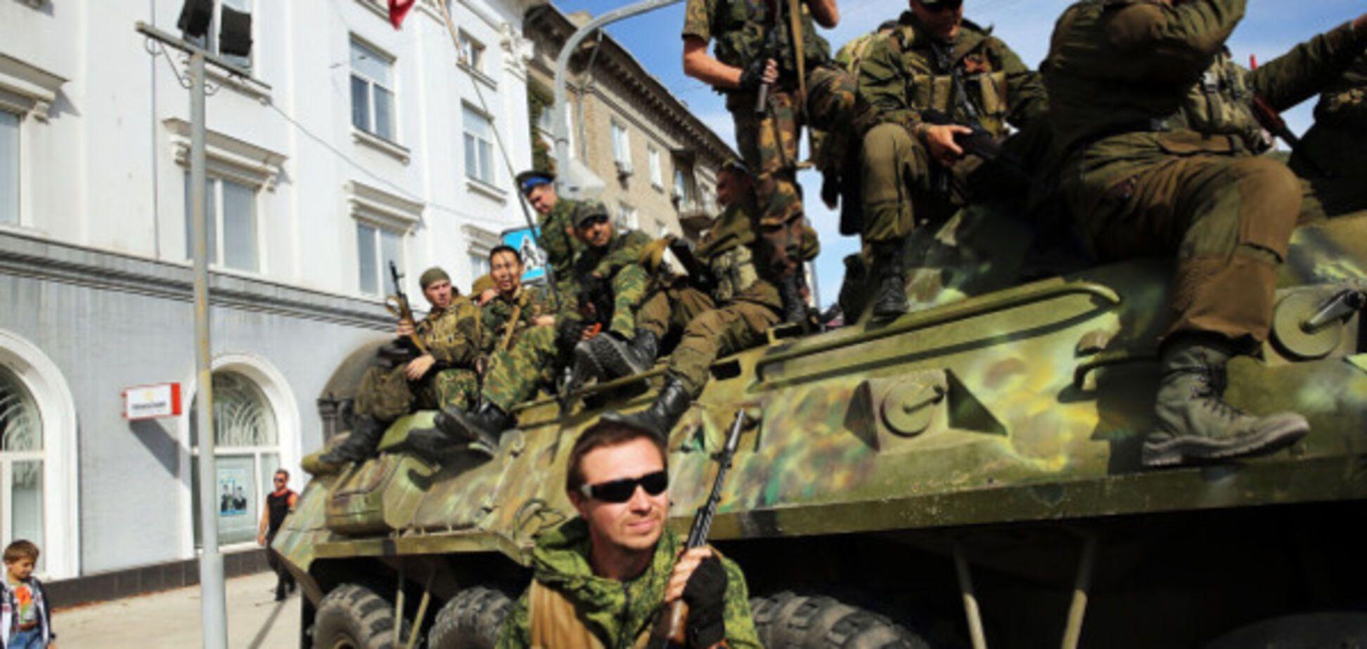 Террористы Л/ДНР